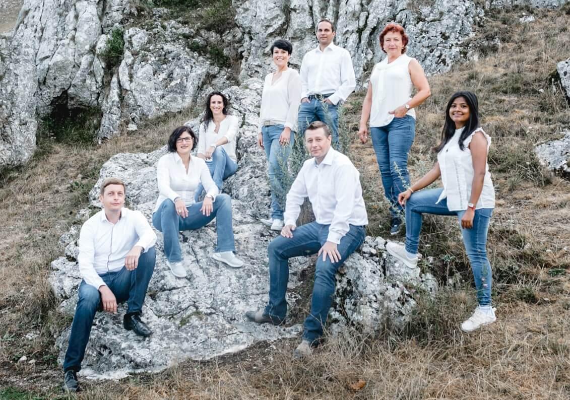 sanoctua - Das Team